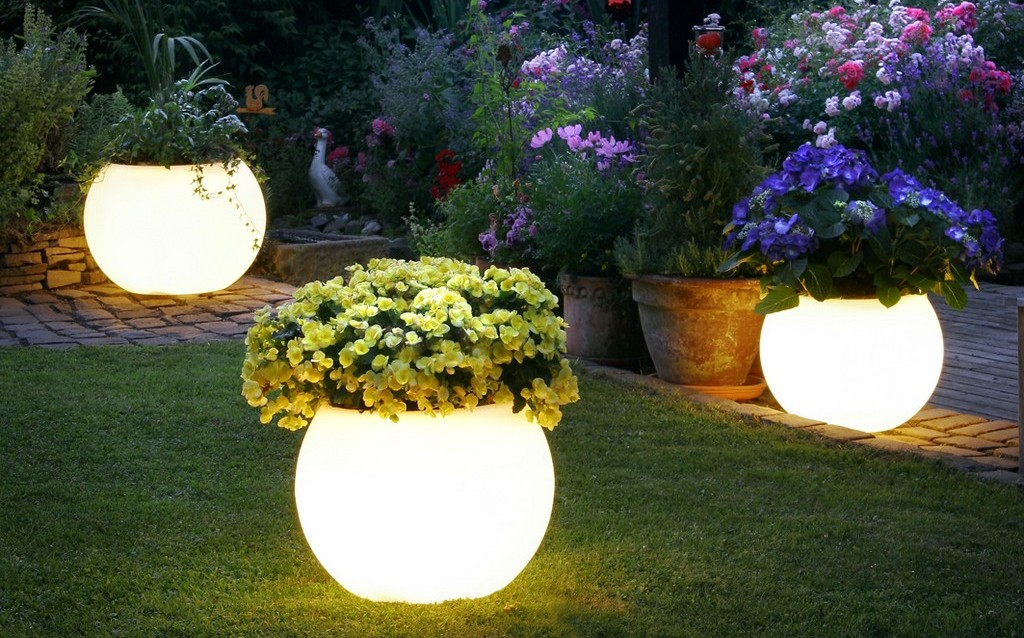 garden lighting - Garden Lighting